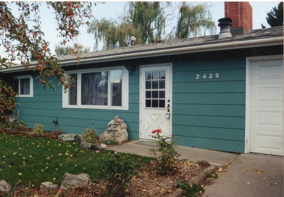 2435 W 9th Street S, Missoula, MT 59801