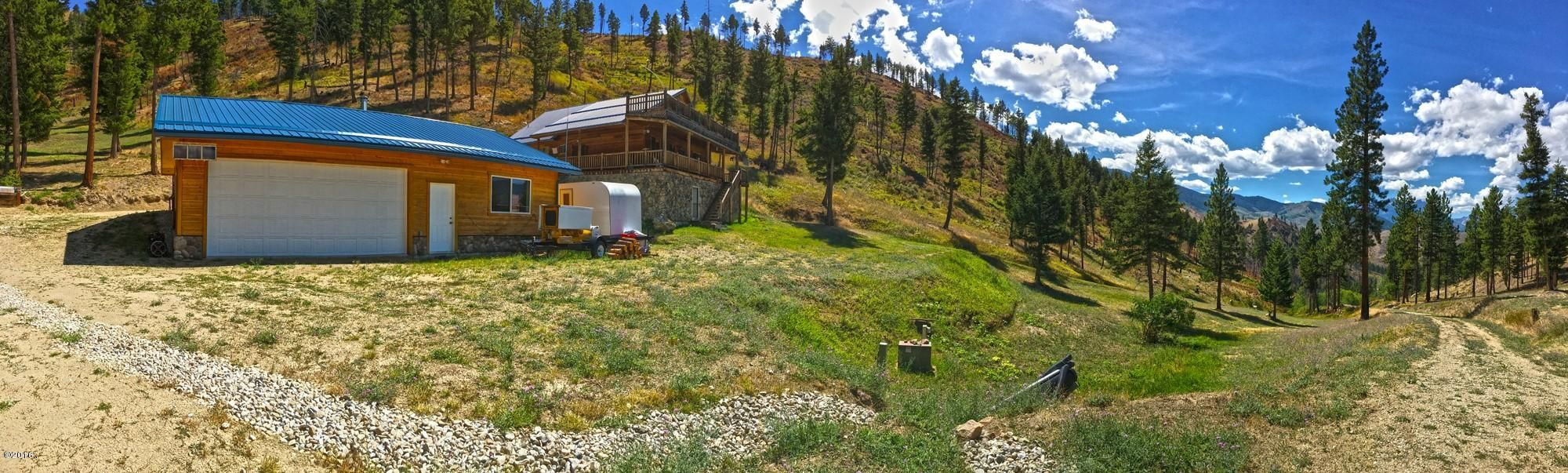 Additional photo for property listing at 116  Whiskey Gulch Road  Conner, Montana,59827 États-Unis