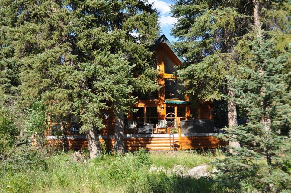Additional photo for property listing at 240 No Access Lane 240 No Access Lane Sula, Montana 59871 United States