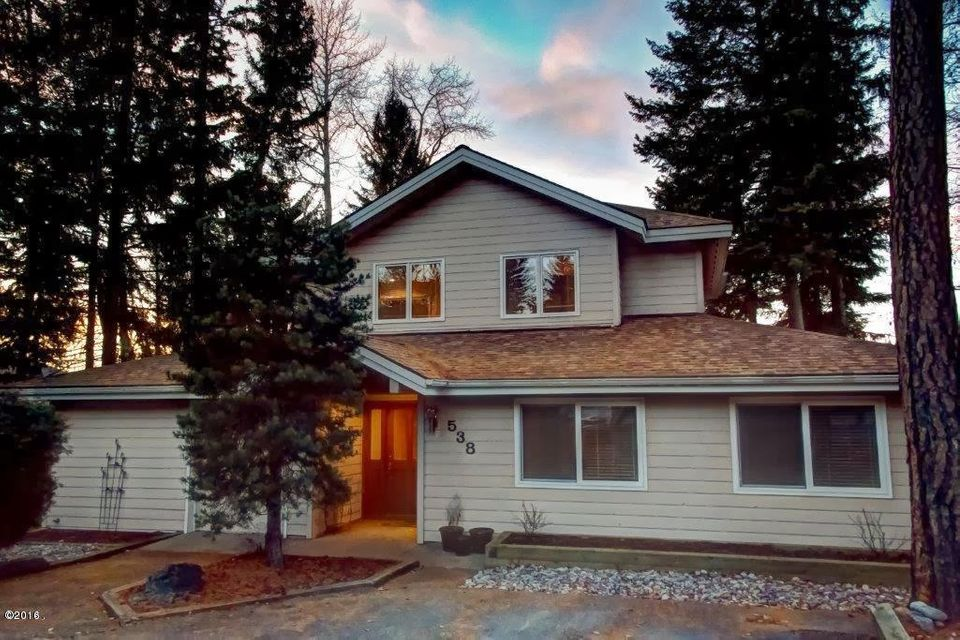 Additional photo for property listing at 538 St Andrews Drive  Columbia Falls, Montana 59912 United States