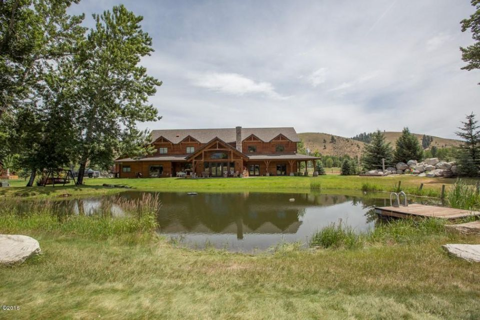 Single Family Home for Sale at 4907 Us Hwy 93 S 4907 Us Hwy 93 S Darby, Montana 59829 United States