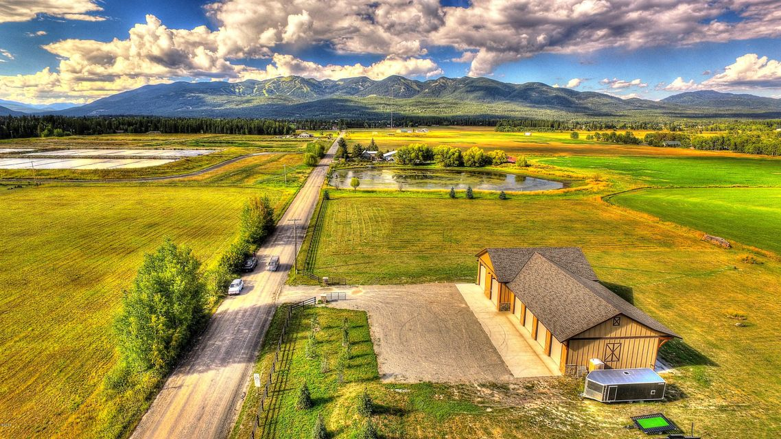 Land for Sale at 415 Monegan Road Whitefish, Montana 59937 United States