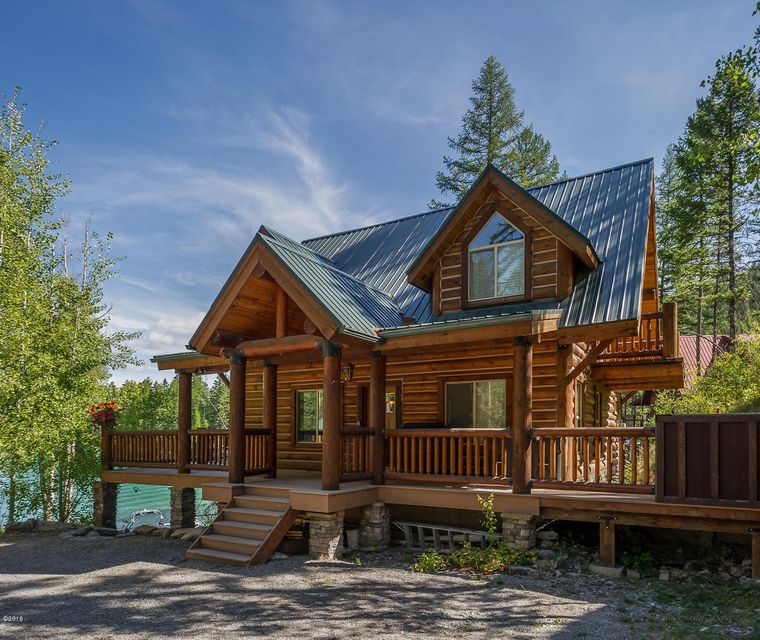 Single Family Home for Sale at 4331 Ashley Lake Road Kalispell, Montana 59901 United States