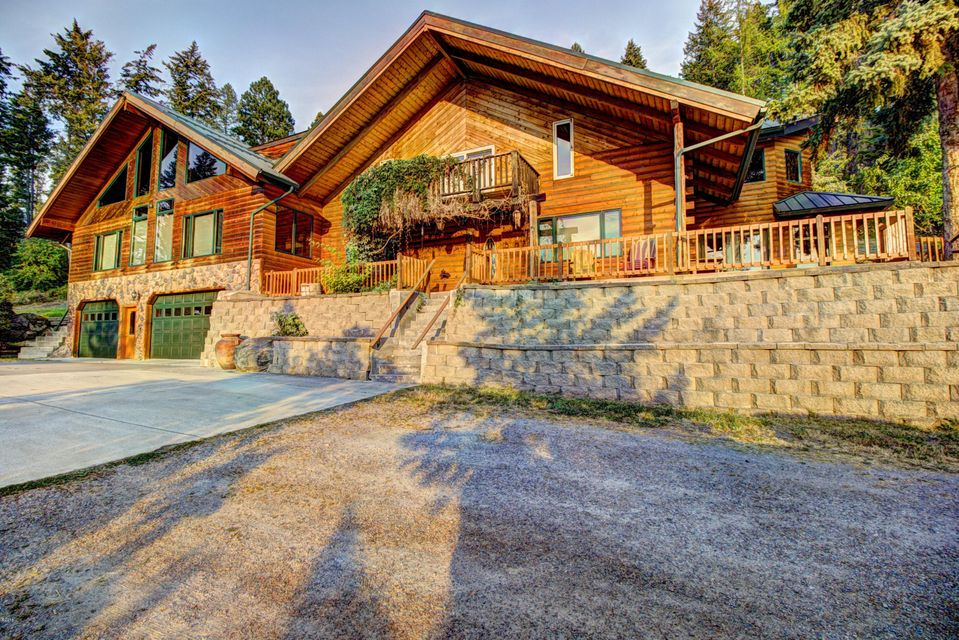 Single Family Home for Sale at 36494 Mt Hwy 35 36494 Mt Hwy 35 Polson, Montana 59860 United States
