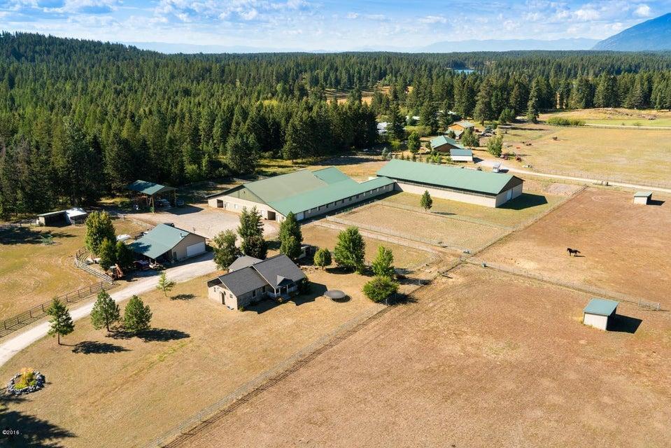 Single Family Home for Sale at 116 Sandy Lane 116 Sandy Lane Bigfork, Montana 59911 United States