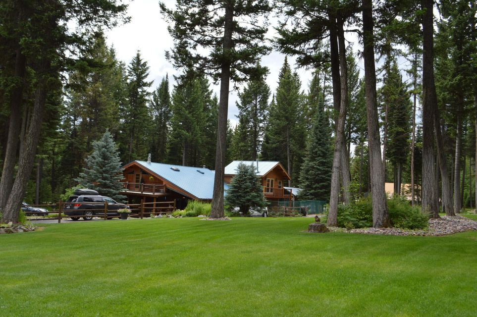 Single Family Home for Sale at 3965 Star Meadows Road 3965 Star Meadows Road Whitefish, Montana 59937 United States