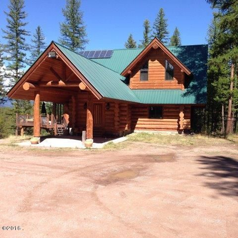 Single Family Home for Sale at 3831 Stoner Lake Road Condon, Montana 59826 United States