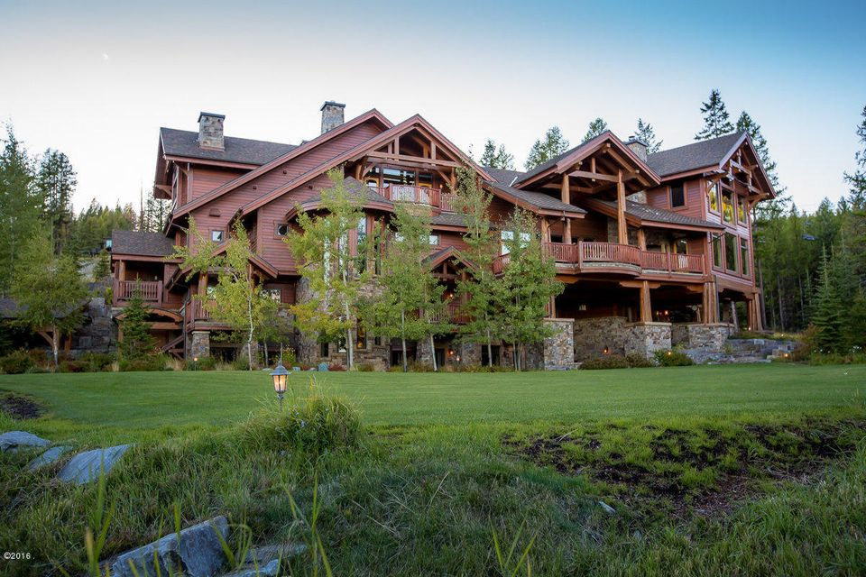 Whitefish homes for sales glacier sotheby 39 s for Montana home builders