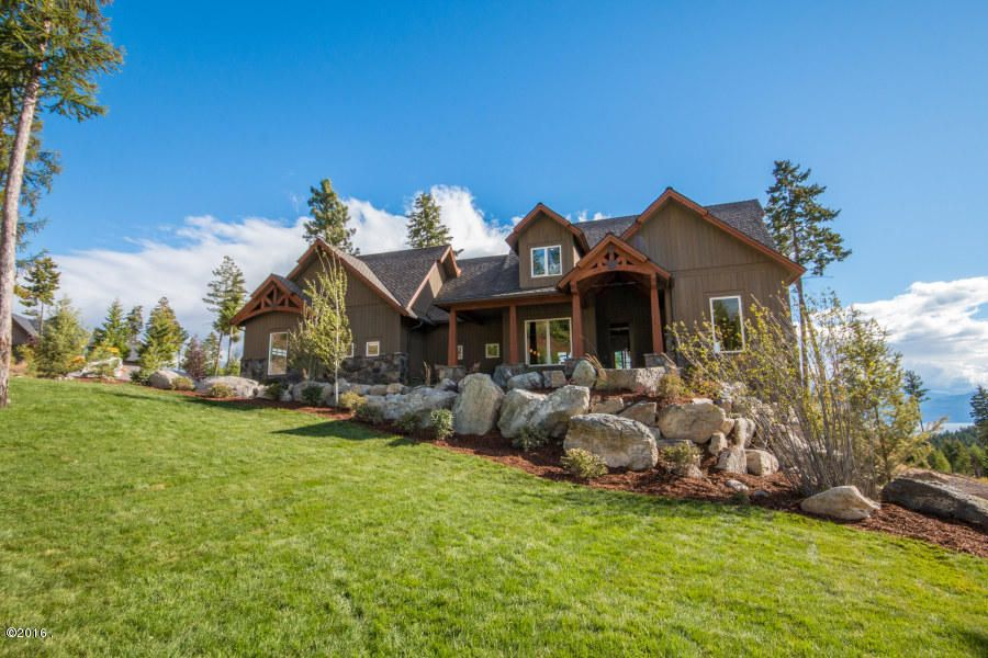 Lot 8 Ridgeline Lakeside, Montana - 336357