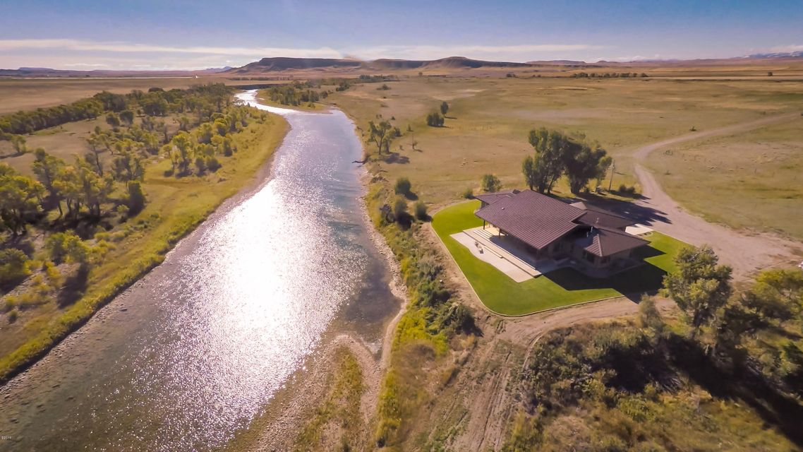 Single Family Home for Sale at 5196 Mt-21 Augusta, Montana 59410 United States