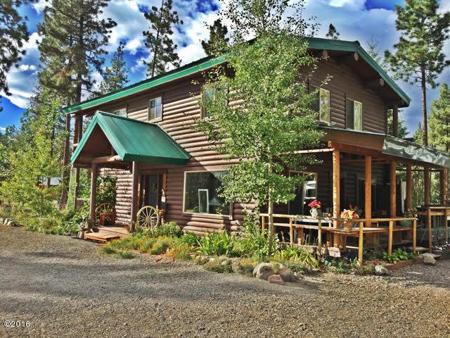 Single Family Home for Sale at 31 Westfall Road Superior, Montana 59872 United States