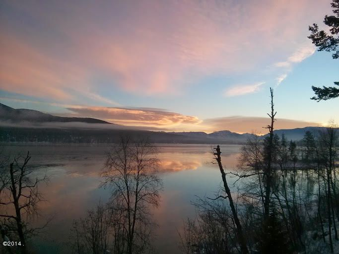 Land for Sale at 595 Lm Beach Lane Whitefish, Montana 59937 United States