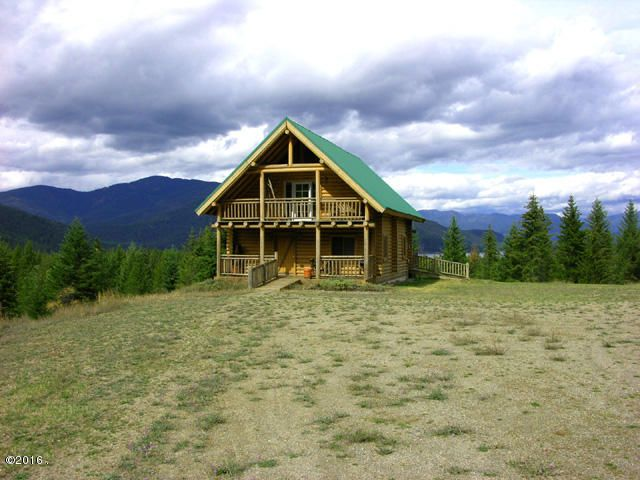 Single Family Home for Sale at 451 Marten Creek Road Trout Creek, Montana 59874 United States