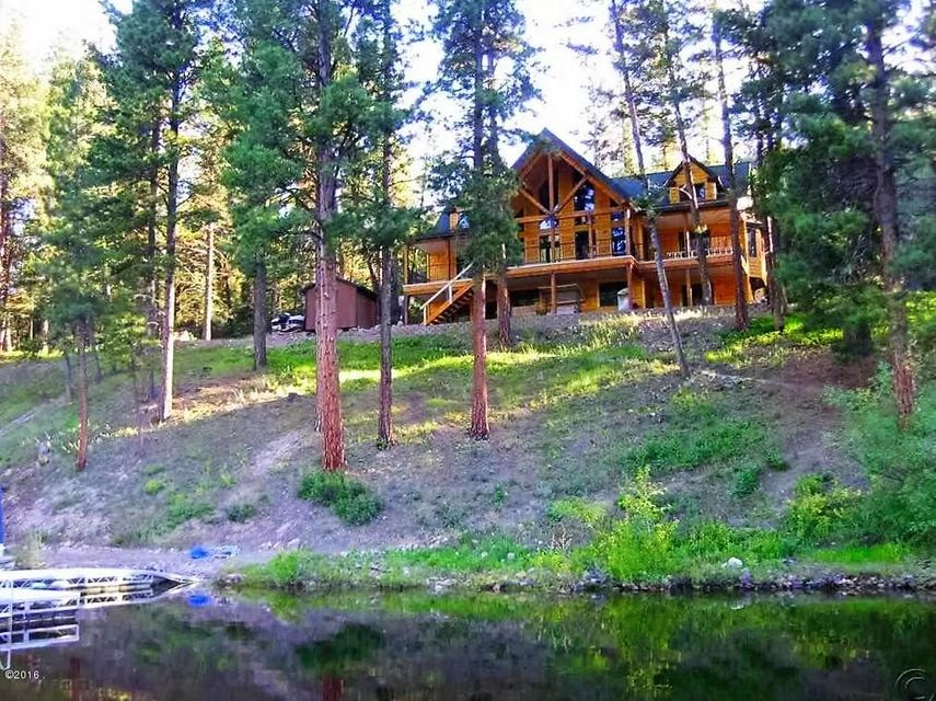 Single Family Home for Sale at 2393 Highway 83 North Seeley Lake, Montana 59868 United States