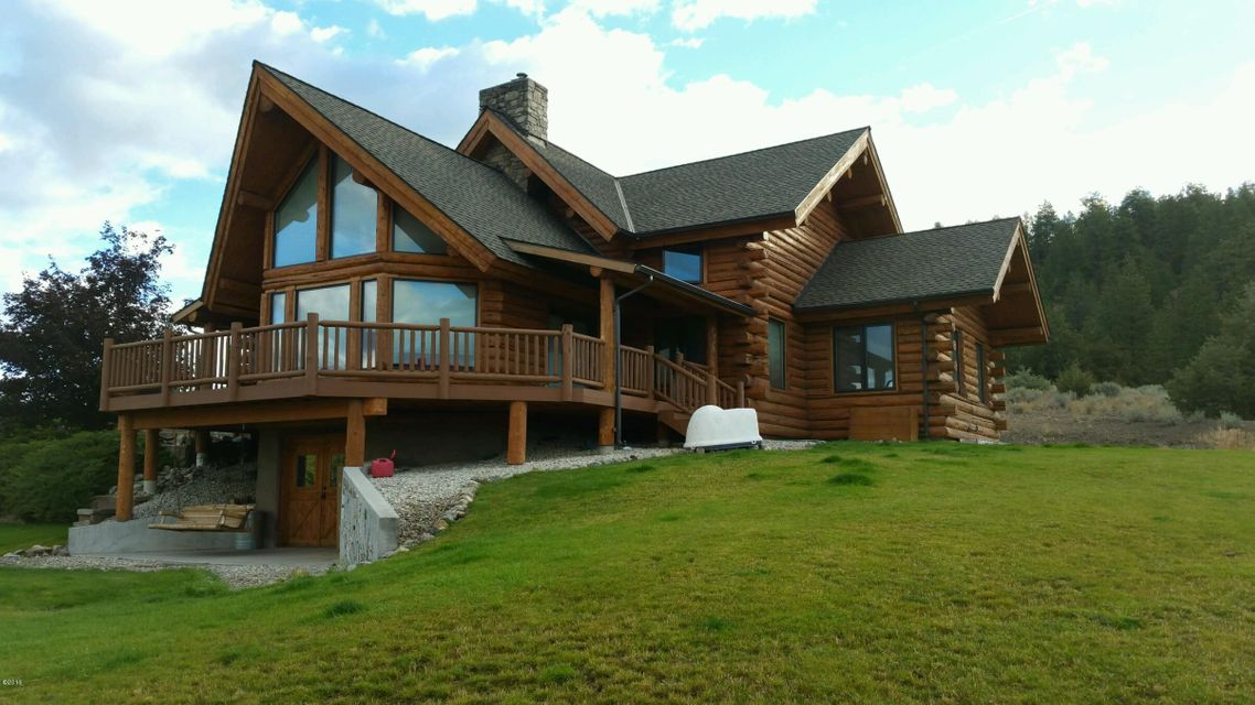 Single Family Home for Sale at 3312 Rome Lane Stevensville, Montana 59870 United States