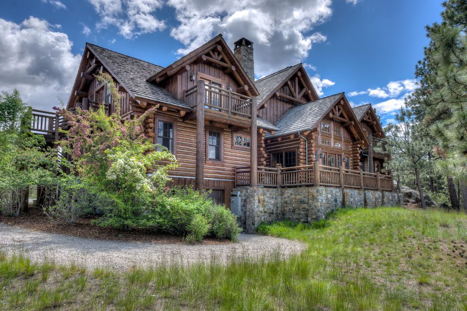 Single Family Home for Sale at 732 Pallo Trail Hamilton, Montana 59840 United States