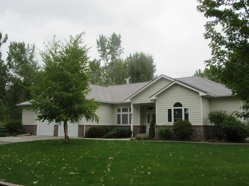 Single Family Home for Sale at 874 Legacy Loop 874 Legacy Loop Hamilton, Montana 59840 United States