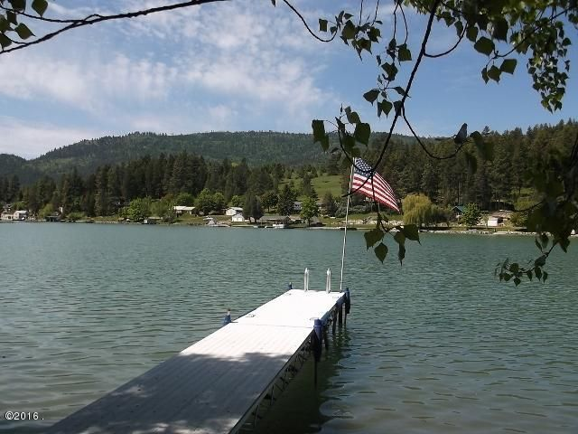 Single Family Home for Sale at 21209 ROLLINS LAKESHORE Drive Rollins, Montana 59931 United States