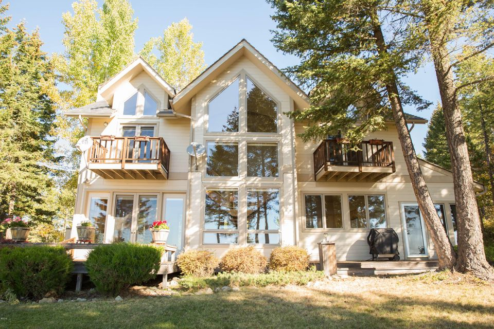 Single Family Home for Sale at 451, 543 Peters Creek Way Kalispell, Montana 59901 United States
