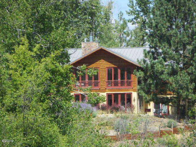Single Family Home for Sale at 477 Bowman Road 477 Bowman Road Hamilton, Montana 59840 United States