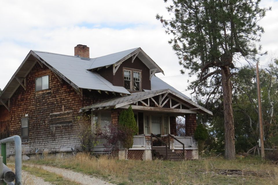 Single Family Home for Sale at 238 Dry Gulch Road Stevensville, Montana 59870 United States