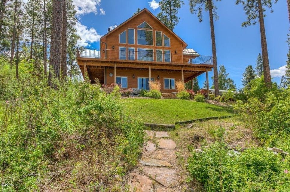 Single Family Home for Sale at 45494 Meadowlark Lane Big Arm, Montana 59910 United States