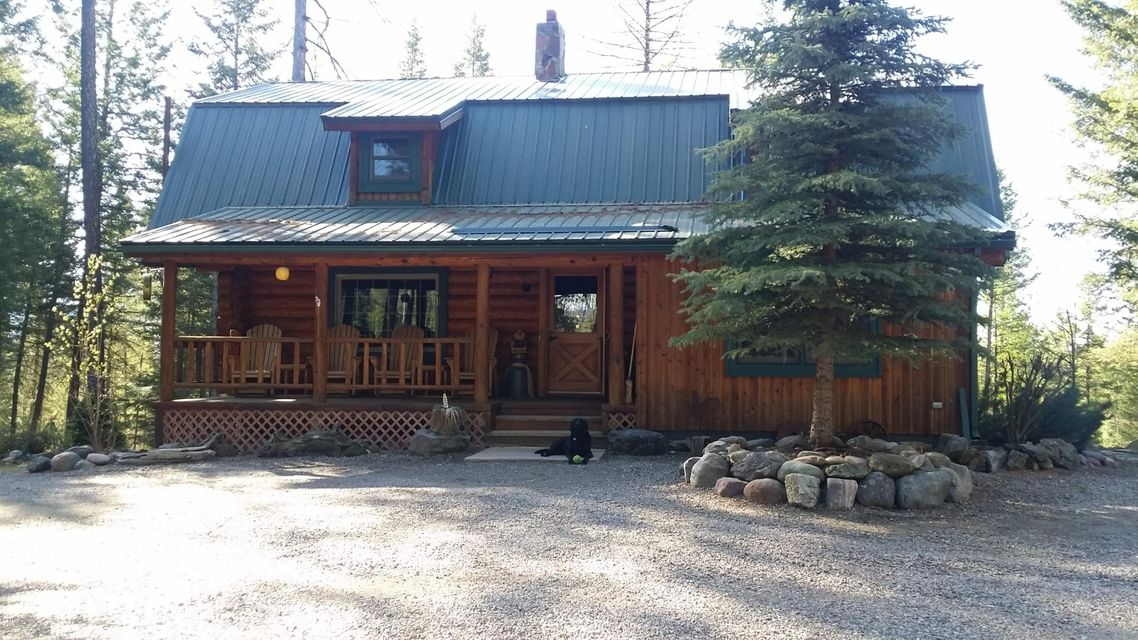Single Family Home for Sale at 1025 Labrant Road Bigfork, Montana 59911 United States