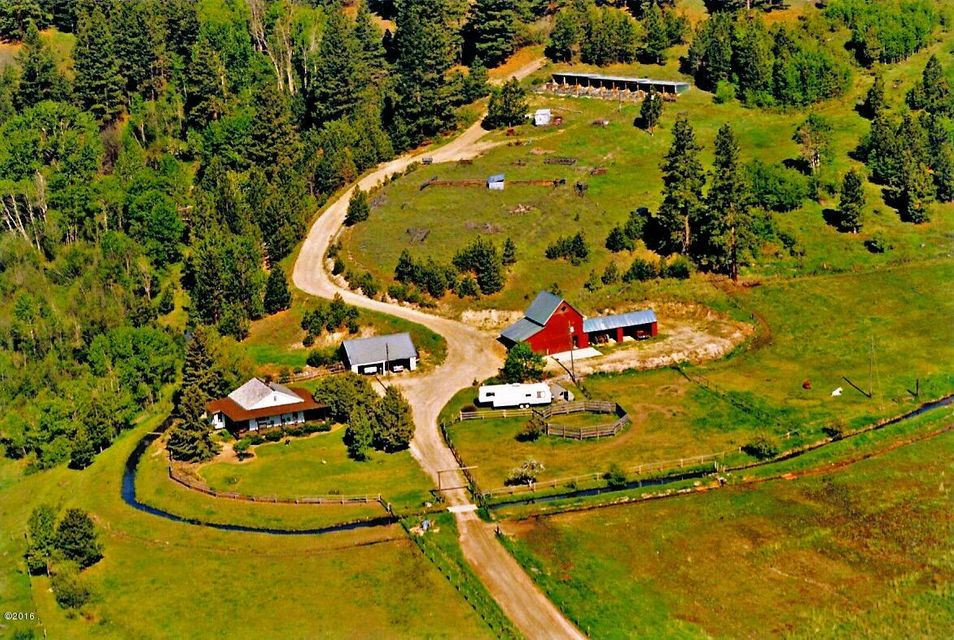 Additional photo for property listing at The Stage Stop Ranch 360  Fleet Street Hamilton, Montana,59840 Vereinigte Staaten