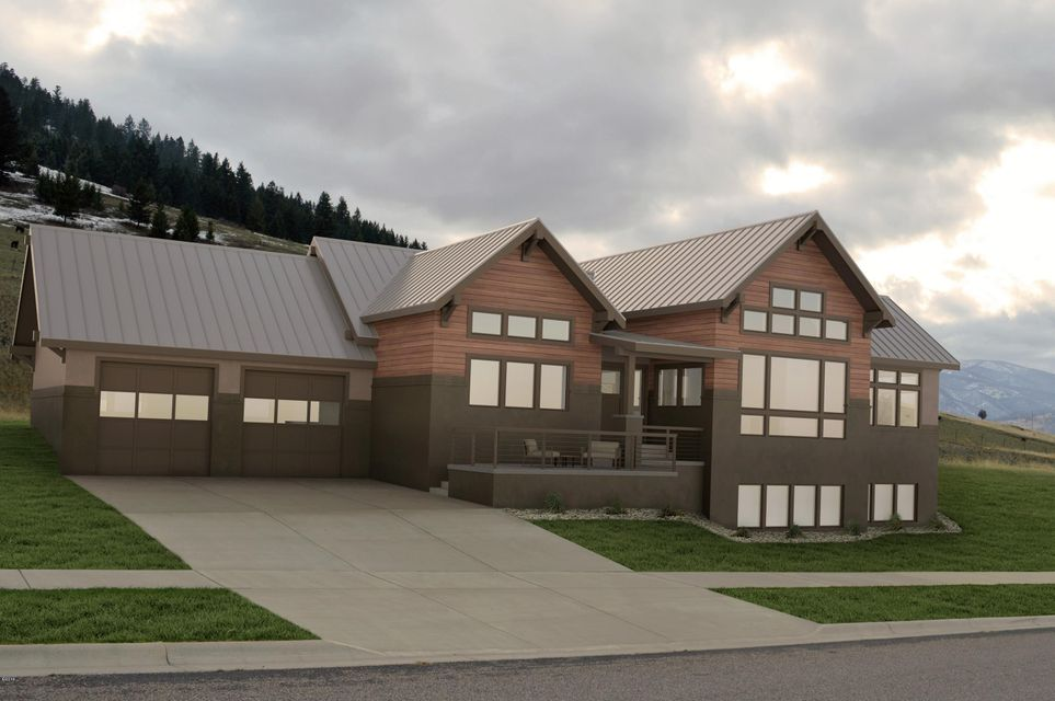 Single Family Home for Sale at 221 Dean Stone Drive Missoula, Montana 59803 United States