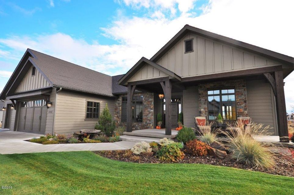 Single Family Home for Sale at 2802 Campsite Place Missoula, Montana 59808 United States