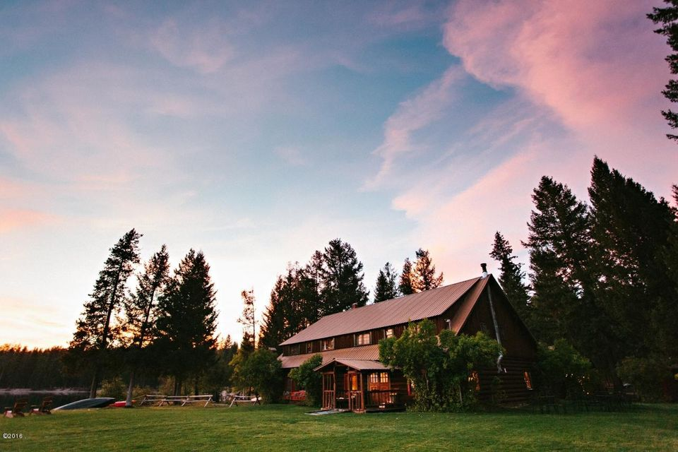 Commercial for Sale at 1947 Holland Lake Lodge Road Condon, Montana 59826 United States