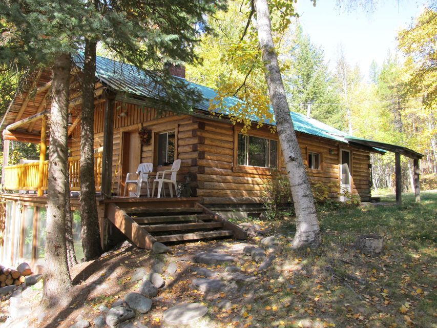 Single Family Home for Sale at 180 Reservoir Road Whitefish, Montana 59937 United States