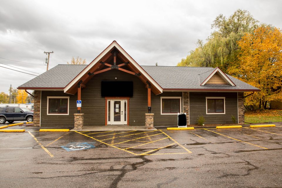 Commercial for Sale at 724 2nd Street Kalispell, Montana 59901 United States