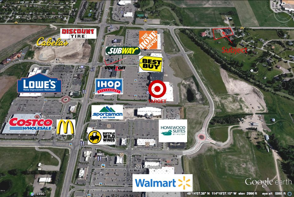 Commercial for Sale at 770 West Reserve Drive Kalispell, Montana 59901 United States