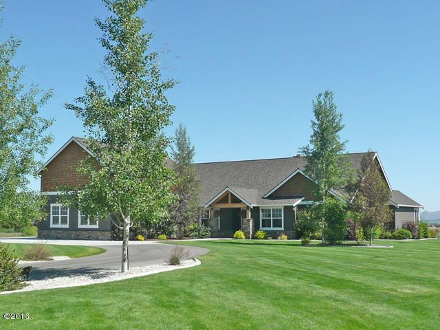 Single Family Home for Sale at 407 Back Nine Lane Hamilton, Montana 59840 United States