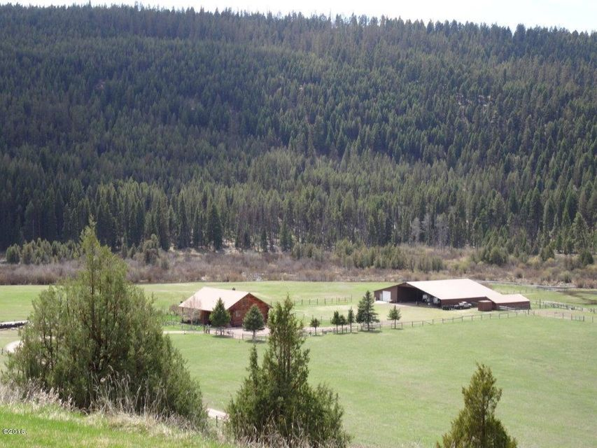 Single Family Home for Sale at 2875 Highway 83 North Seeley Lake, Montana 59868 United States