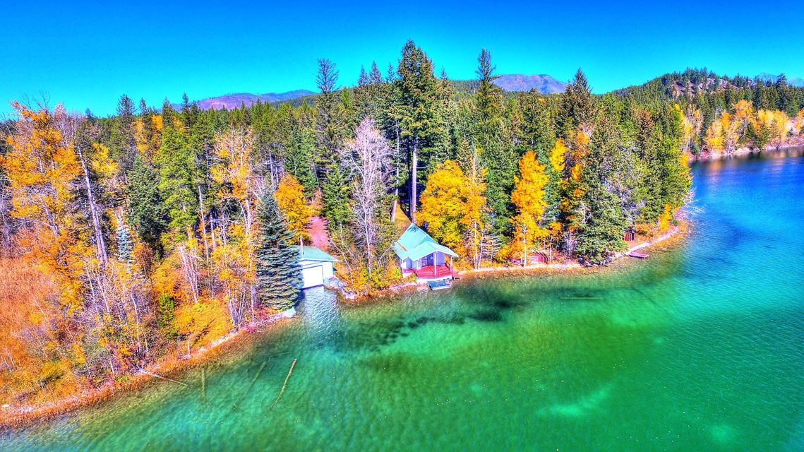 Single Family Home for Sale at 1449 Grizzly Spur 1449 Grizzly Spur West Glacier, Montana 59936 United States