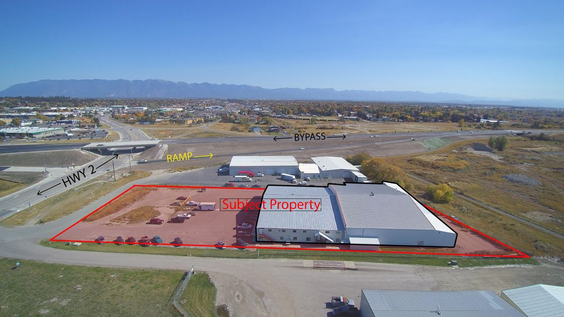 Commercial for Sale at 1386 Us Highway 2 West Kalispell, Montana 59901 United States