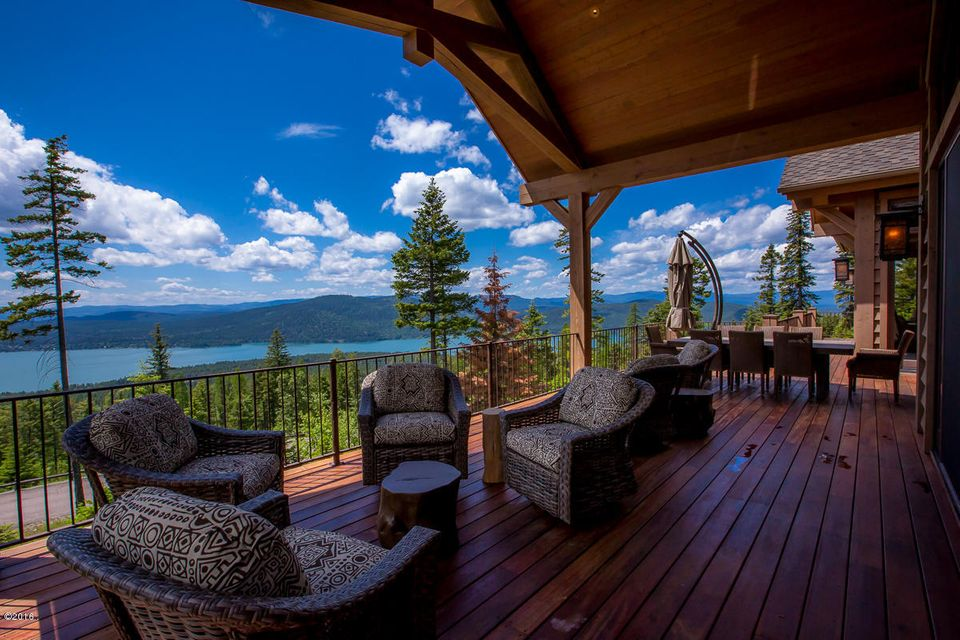 Single Family Home for Sale at 104 Lookout Lane Whitefish, Montana,59937 United States