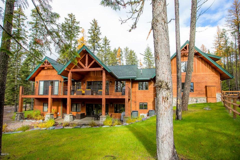 Single Family Home for Sale at 109 Hidden Hills Lane 109 Hidden Hills Lane Whitefish, Montana 59937 United States