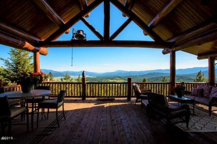Single Family Home for Sale at 1289 Yodel Dog Peak Kalispell, Montana 59901 United States