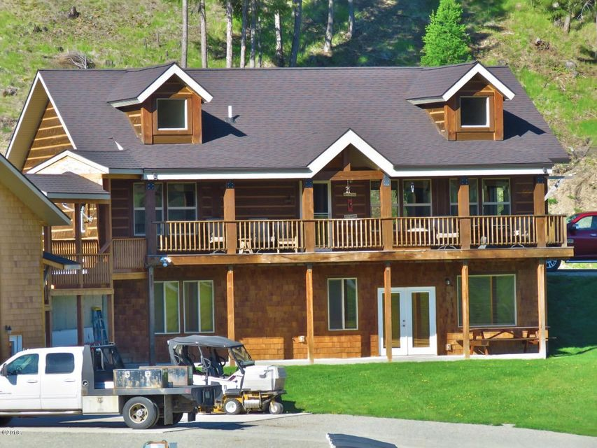 Single Family Home for Sale at 18 Drop Tine Road Eureka, Montana 59917 United States
