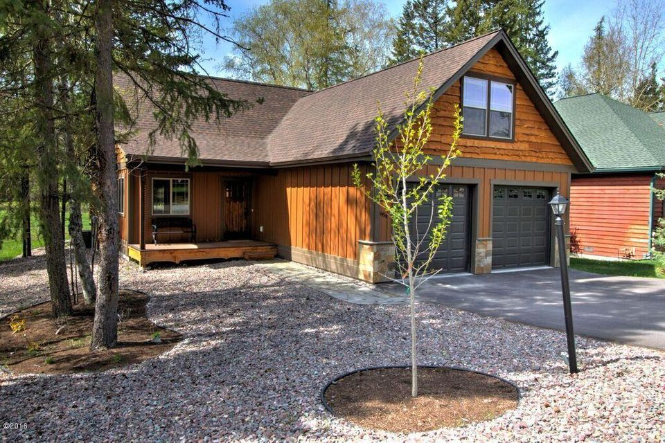 Single Family Home for Sale at 684 Saint Andrews Drive Columbia Falls, Montana 59912 United States