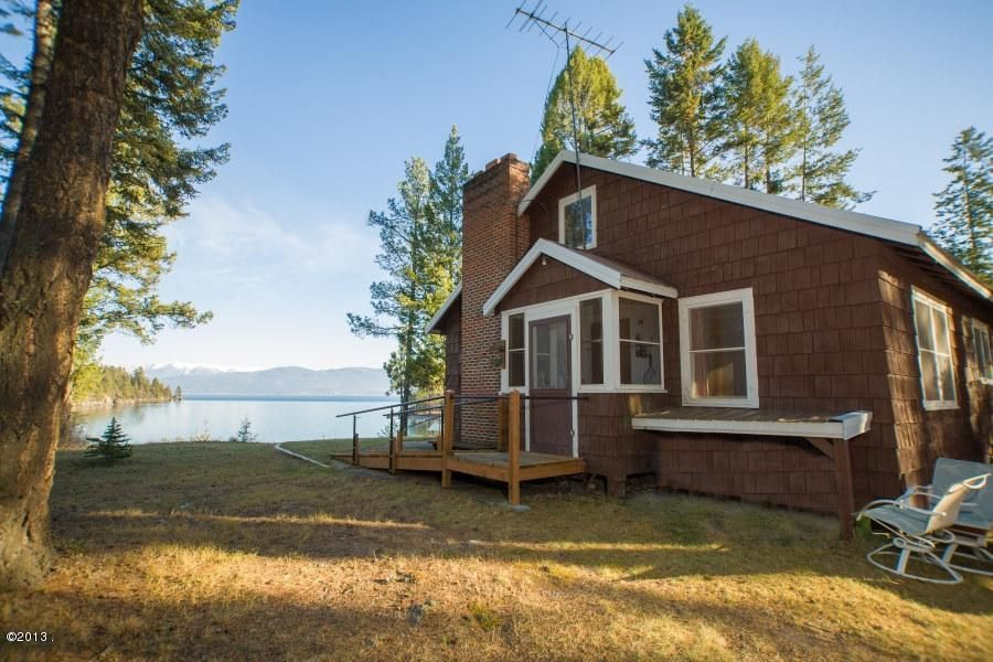 Additional photo for property listing at 406 Hughes Bay Road 406 Hughes Bay Road Lakeside, Montana 59922 United States
