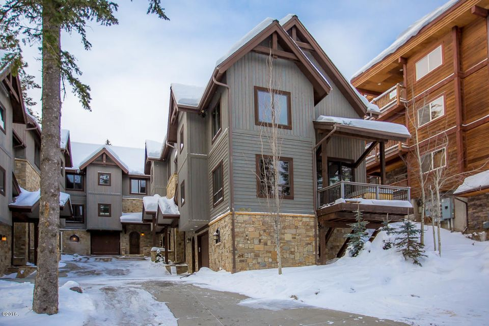 Single Family Home for Sale at 3828 Tamarack Avenue 3828 Tamarack Avenue Whitefish, Montana 59937 United States