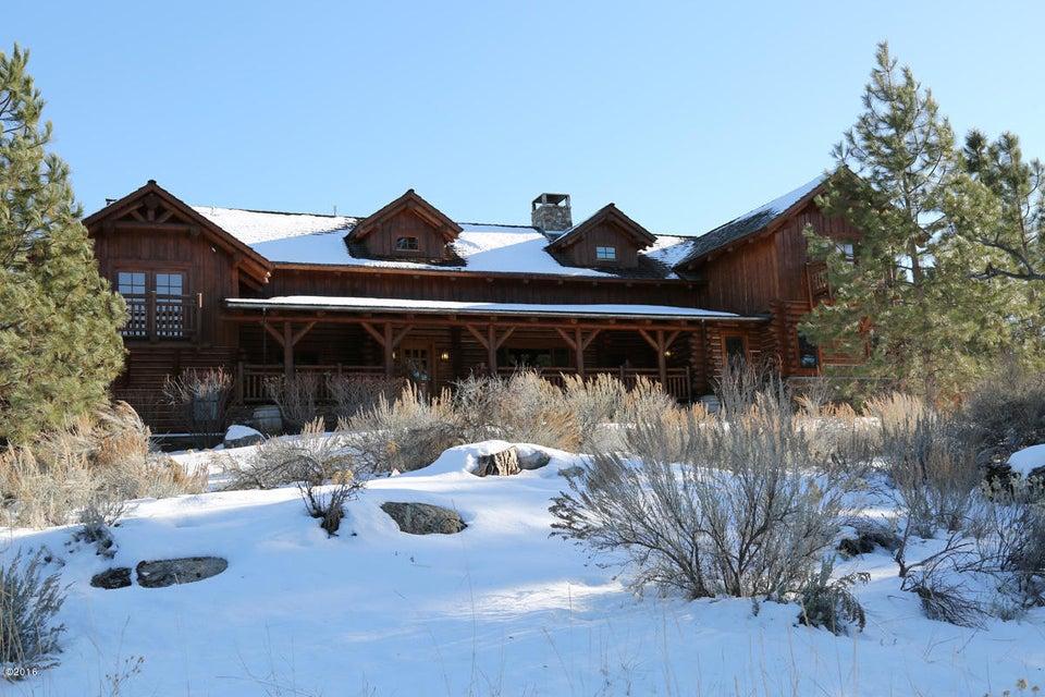 Maison unifamiliale pour l Vente à 776 Pallo Trail Hamilton, Montana,59840 États-Unis