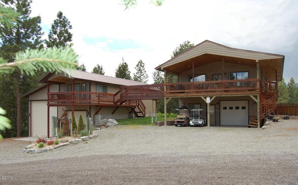 35 Skippers Court, Rexford, MT 59930