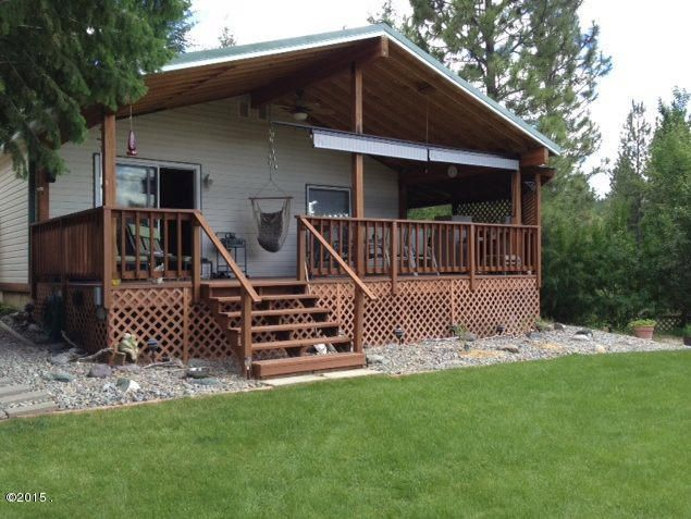 99 Eagles Nest Drive, Rexford, MT 59930
