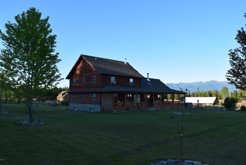 280 Border Lane, Rexford, MT 59930