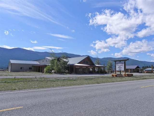 Commercial for Sale at 5458 Montana Highway 200 Thompson Falls, Montana 59873 United States